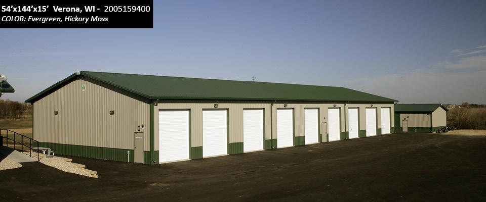 Mini Storage Rv Storage Cleary Building Corp