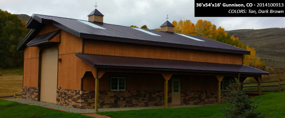 Home residential cleary building corp for Residential pole barn