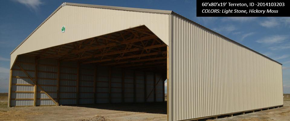 Hay Storage & Hay Storage u2014 Cleary Building Corp.