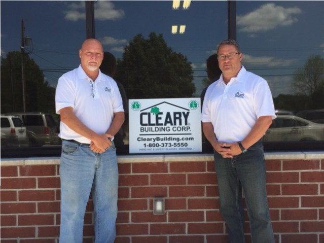 Cleary Building Corp Opens Medina Oh Office Cleary
