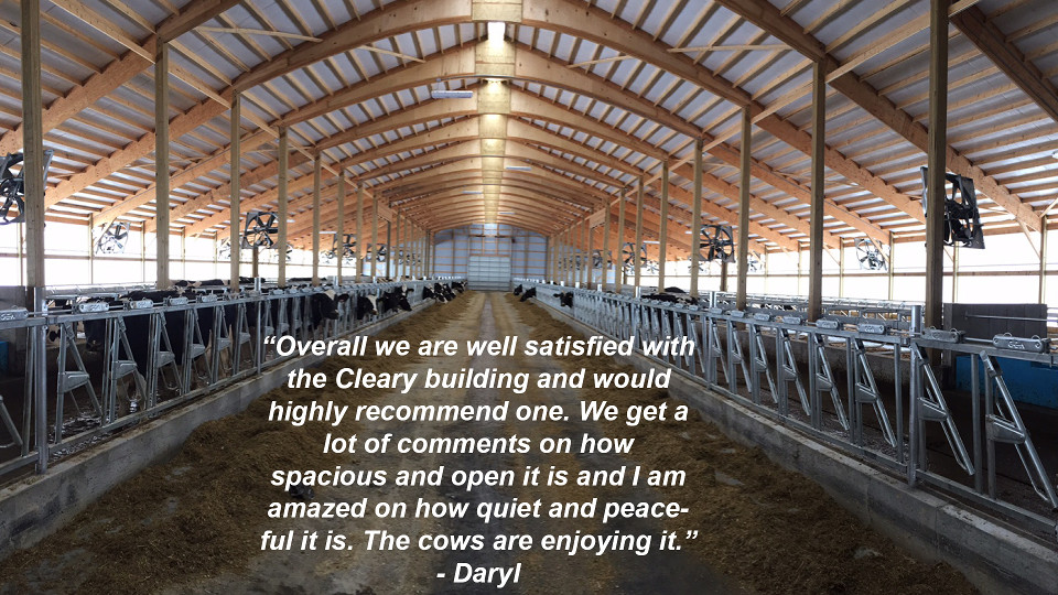 Dairy Amp Livestock Cleary Building Corp