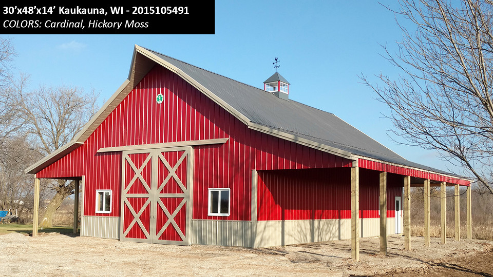 Horse Barns Arena Cleary Building Corp