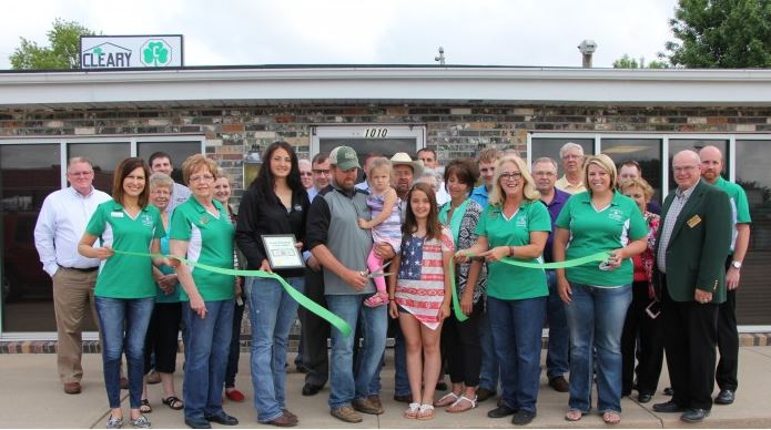 Cleary Building Corp. Celebrates Grand Opening Of O'Neill, NE Location