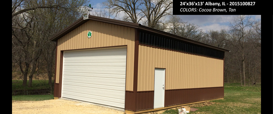 Garages Cleary Building Corp