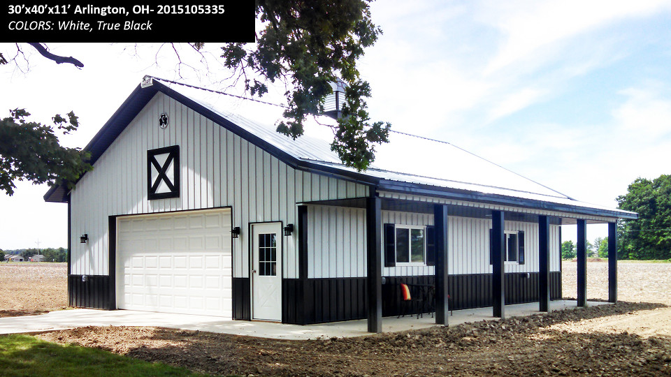 Cleary Suburban Buildings Go Far Beyond Your Standard Pole Barn Our Custom Designs And