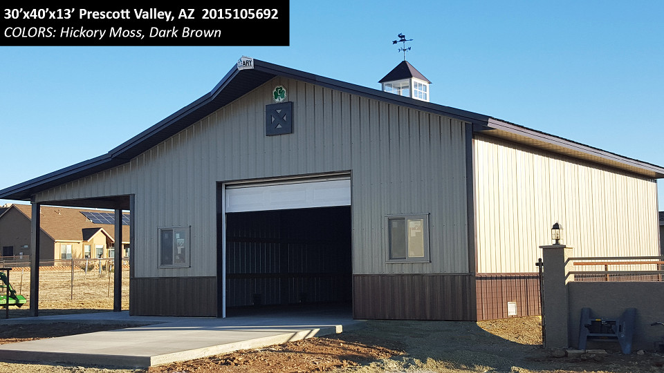 Garages — Cleary Building Corp.