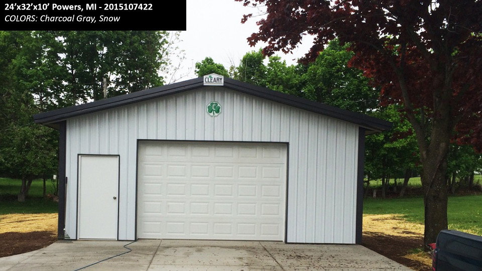garage metal custom garages carports buildings