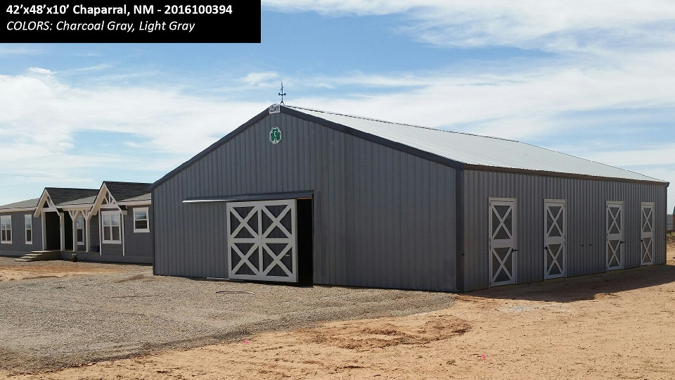Horse barns arena cleary building corp for Horse barn builder