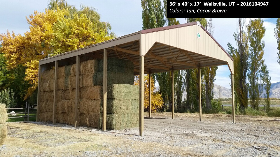 Hay Storage Cleary Building Corp