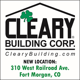 Cleary Building Corp. Opens Relocated Office In Fort Morgan, CO