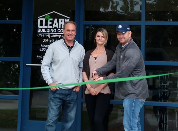 Cleary Building Corp. Opens New Office In Coeur D'Alene, Idaho