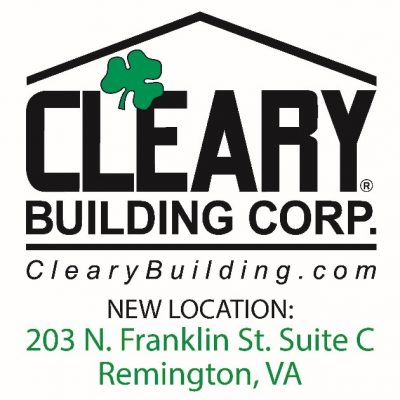 Cleary Building Corp. Open Relocated Office In Remington, VA