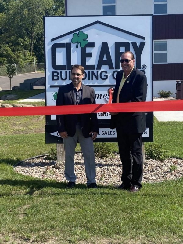Cleary Building Corp. Expansion Complete With Partnership Of National Construction
